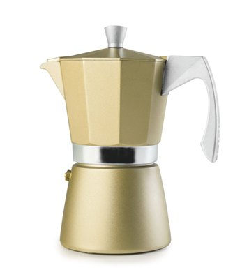 Cafetera Express Evva Golden