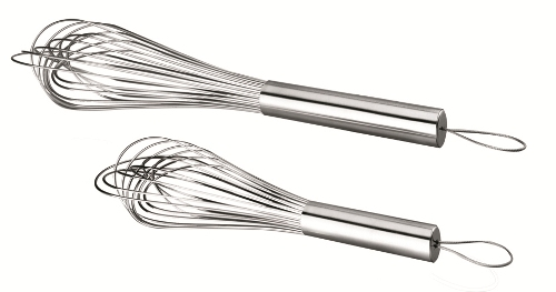 Whisk s/steel 12 wires