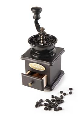 Manual coffee grinder Class
