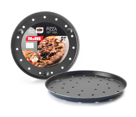 Pizza mould crispy
